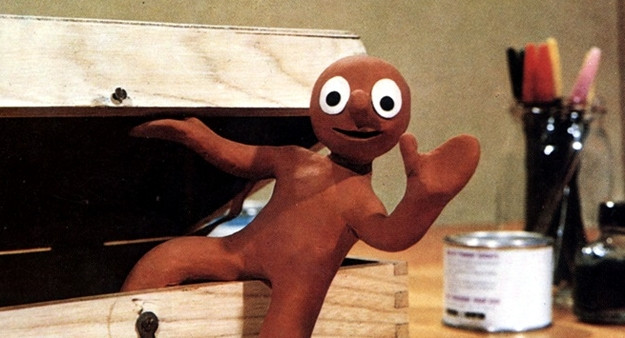 'Morph' - man I loved that bit of plasticine!