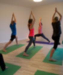 Yoga - treepose