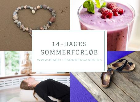 14-DAGES SOMMERFORLØB FOR HJERTET