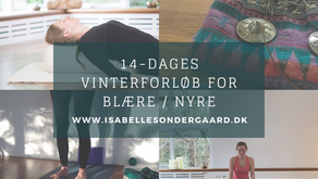 VINTERFORLØB FOR BLÆRE-NYRE