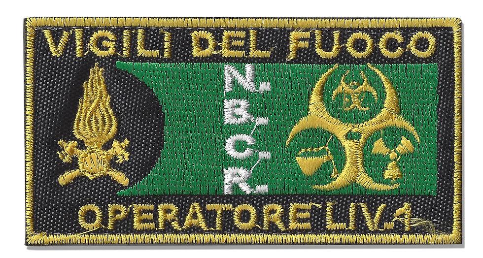 N.B.C.R. Operatore liv.1