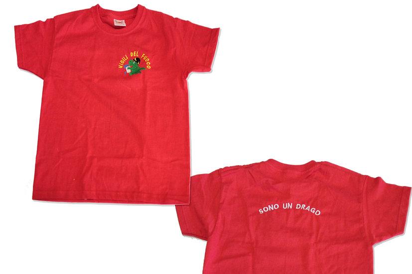 T-Shirt Grisù bambino