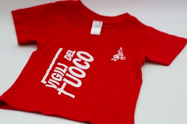 T-Shirt bambino Stampa piena
