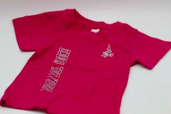 T-Shirt bambino Stampa Vuota