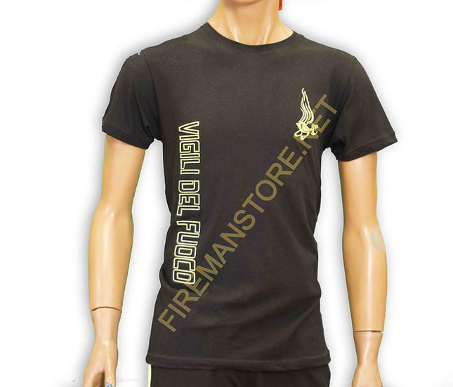 T-Shirt Vv.F con stampa