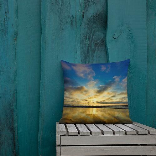 Premium Pillow - Golden Hour