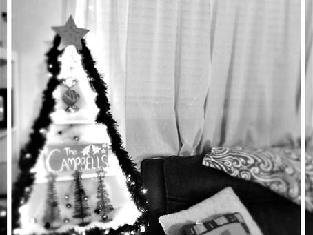 The Treeless Christmas Tree: A Tutorial