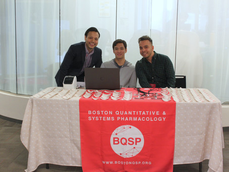"Boston QSP May Event ""QSP in Drug Development: The Photo Blog"