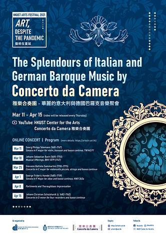 Poster_Concerto da Camera_Online Concert