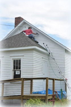 Painting the one-room school