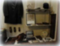 Elder Jocob Buller family case | Goessel Museum