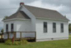 South Bloomfield School   Goessel Museum