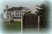 Alexanderwohl Mennonite Church north of Goessel,KS