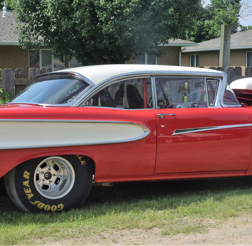 '58 Edsel Pacer/ Goessel Museum