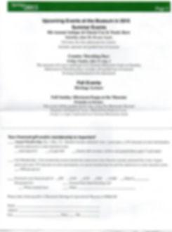 2015  MH&AM Spring newsletter pg. 5 | Goessel Museum