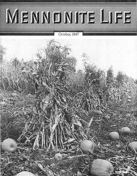Mennonite Life Oct. 1947