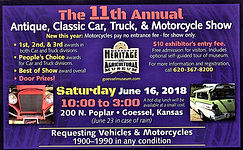 2018 Antique Car and Truck Show