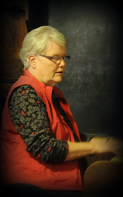 Volunteer Anna Beth Birky | Goessel Museum