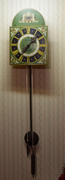 Russian Wall Clock| Goessel Museum