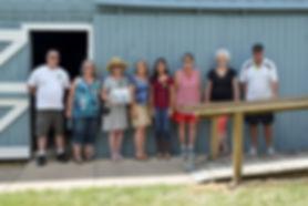 Schroeder Barn Open descendants / Goessel Museum