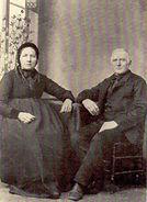 Heinrich A. and Anna (Unruh) Schmidt | Goessel Museum
