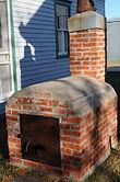 Outdoor brick oven | Goessel Museum