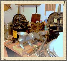 Hog butchering equipment | Goessel Museum