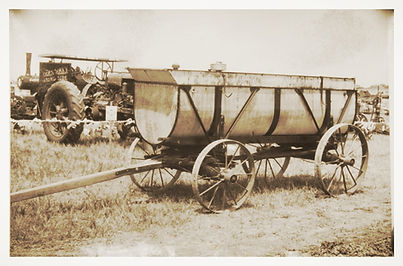 Threshing | Goessel Museum