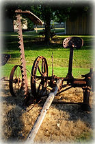 Hay mower | Goessel Museum