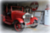 1929 Model A Ford Fire Truck | Goessel Museum