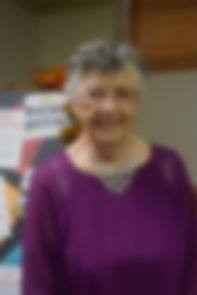 Laverna Richert granddaughter of Dr. Peter Richert