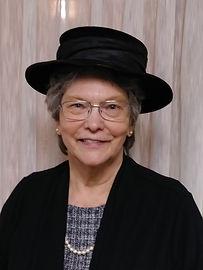Donna Becker at Museum Dinner 2020