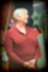 Judy Camp, a direct descendant of Bernard Warkentin