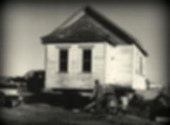 South Bloomfield one-room school   Goessel Museum Site