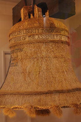 Liberty Wheat Bell | Goessel Museum