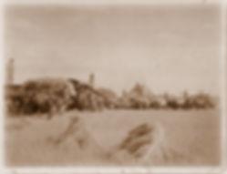 D. J. Regehr with threshing crew in ND 1912