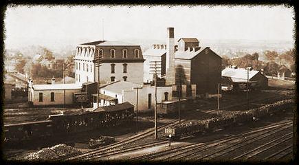 Newton Milling & Elevator Co. Newton, KS