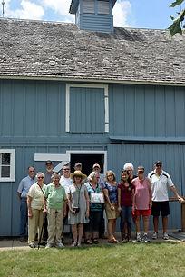 Schroeder Barn family descendants.JPG