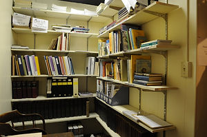 Genealogy area | Goessel Museum
