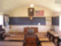 Inside of South Bloomfield   Goessel Museum