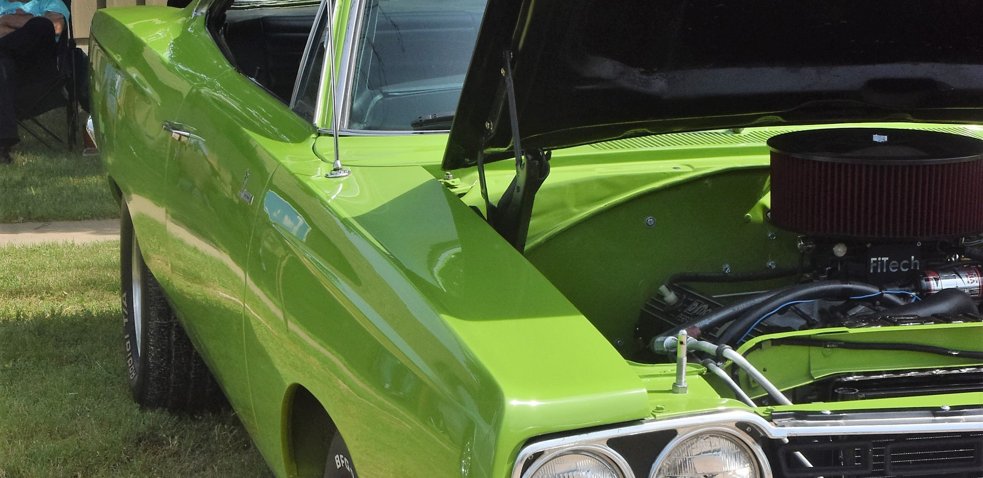 '68 Plymouth Road Runner - Leon Guhr - People's Choice