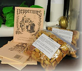 Peppernuts and cookbook | Goessel Museum