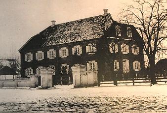 Alexanderwohl Village church, So. Russia | Goessel Museum