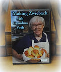 DVD of Grandma Voth making zwieback | Goessel Museum