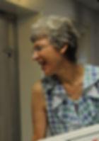 Volunteer Aileen Esau | Goessel Museum