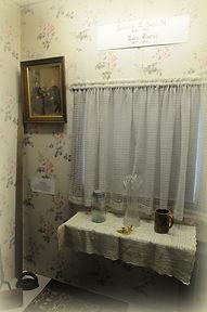 Heinrich A. Schmidt family display case | Goessel Museum