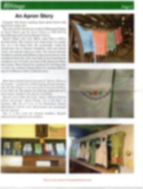 2015 MH&AM Spring newsletter pg. 2 | Goessel Musuem