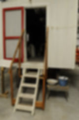 Cook shack for threshing crew | Goessel Museum