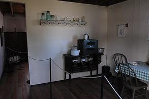 Living quarters Schroeder Barn | Goessel Museum