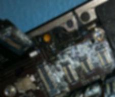 Liquid damaged iPhone 6 repair, iPhone 6S repair